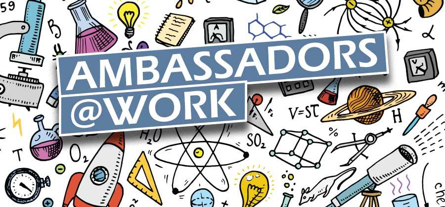 Celebrating Ambassadors@Work