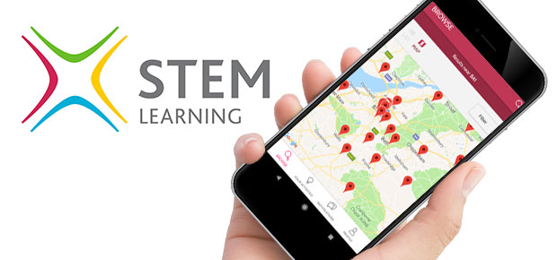 The new STEM Ambassador app is out now