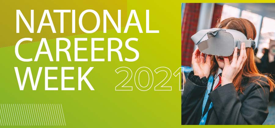 National Careers Week Live Talks