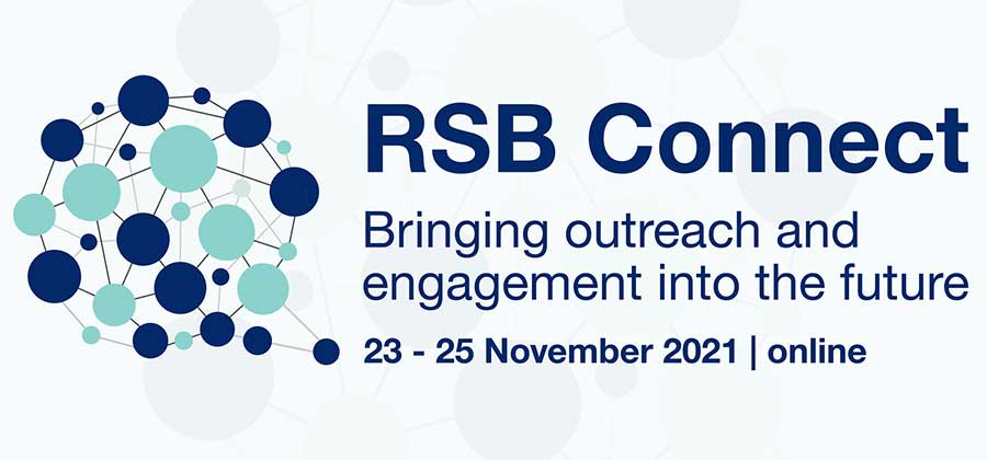 RSB Connect – 'Bringing Outreach and engagement into the future' online engagement symposium