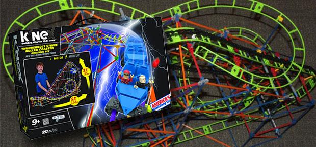 K'nex Rollercoaster Physics