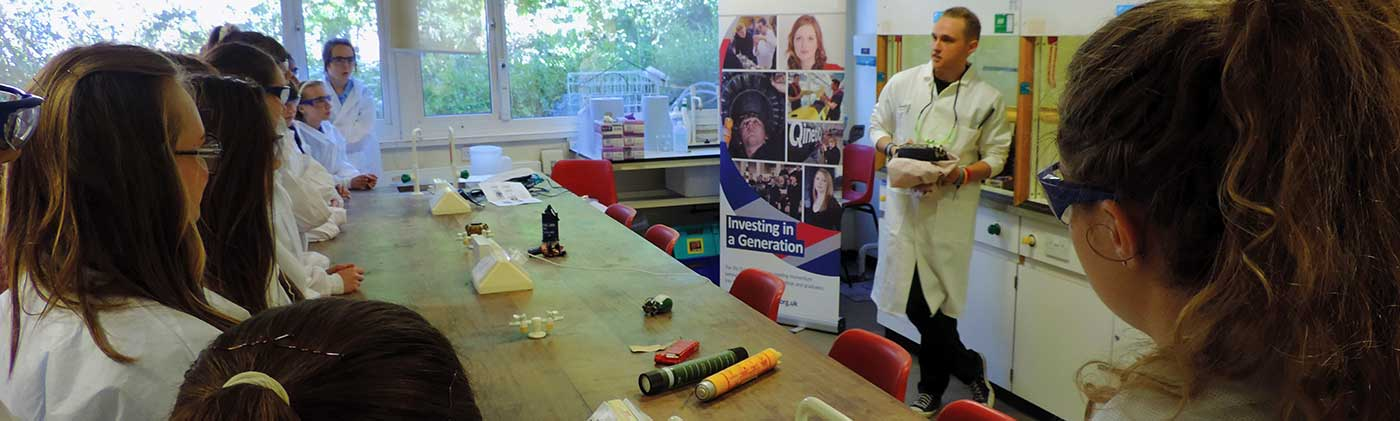 The STEM Hub - Inspiring the next generation of scientists, technologists, engineers and mathematicians