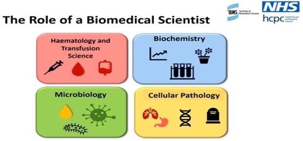 Career Talk Fridays - Careers in Biomedical Science