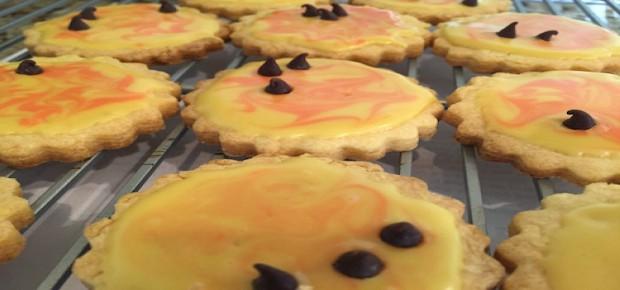 Sun Spot Biscuits
