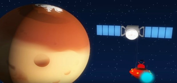 Paxi - The Red Planet
