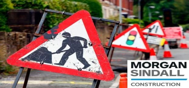 Roadworks Warning