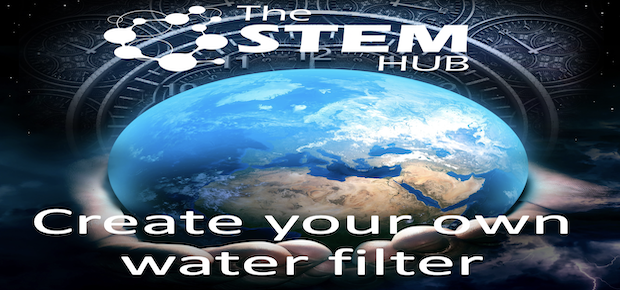 World Earth Day: Create your own Water Filter