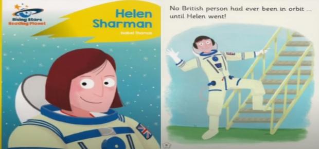 The Helen Sharman Story