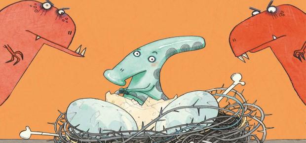 Tyrannosaurus Drip written by Julia Donaldson