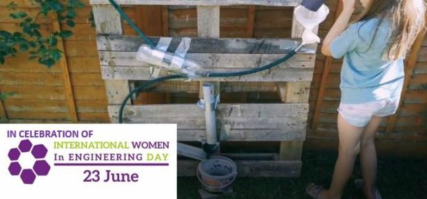 Women in Engineering – Water Collector
