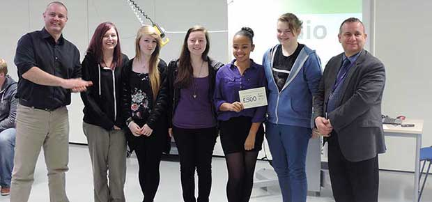 East Kent College's first ever STEM Festival