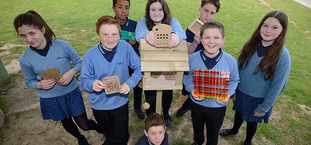 New Invention from Mascalls School Wins Aqua Innovation