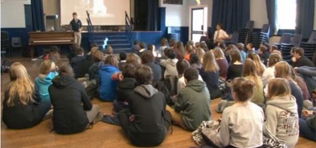 Kent & Medway STEM Ambassador Organises Astronaut Visit