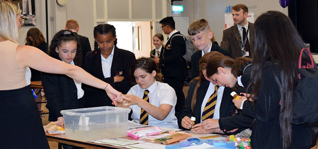 STEM Days at Collingwood College