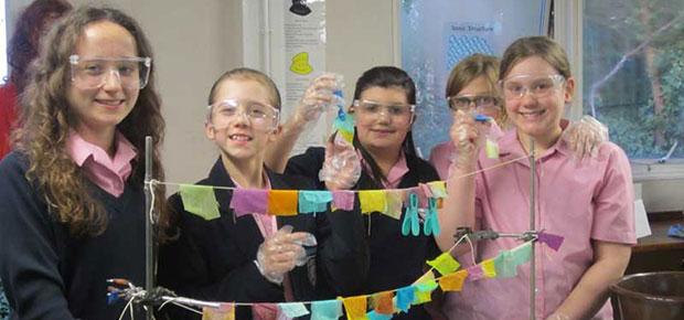 Fort Pitt Grammar School STEM Club Success!