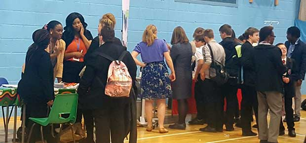 Explore Health and Care Careers at Oasis Academy Isle of Sheppey
