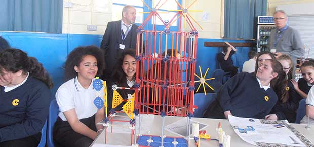 K'NEX Lighthouse Building Engineering Challenge
