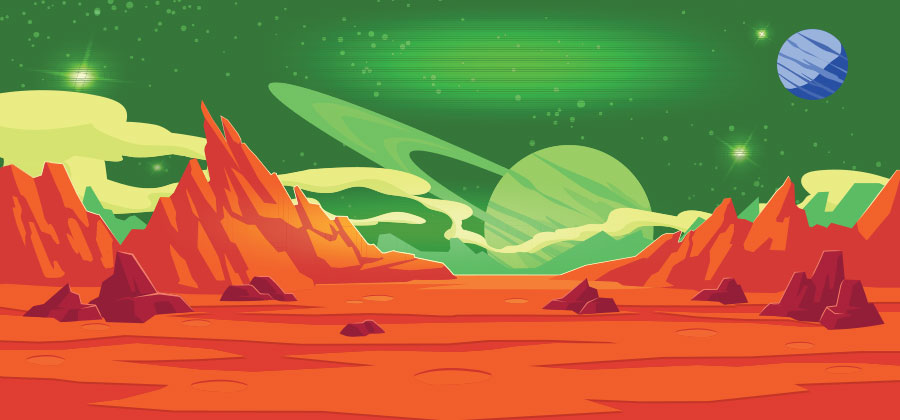 Mars Poster Competition