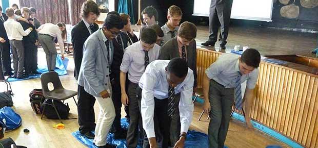 STEM Challenge Day at Norton Knatchbull School