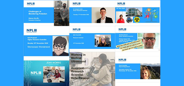 NPL Outreach takes ten talks to 60 schools in 5 days