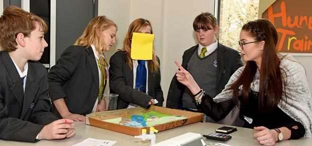 Kent and Medway Secondary Schools Enjoy Free Science & Maths Enrichment and Enhancement Activities