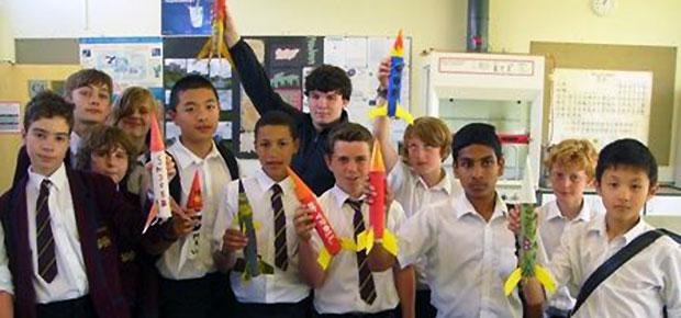 Mission Accomplished for Simon Langton Rocket Boys
