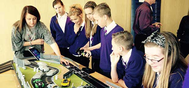 Primary Schools Visit Science Jamboree at Discovery Park