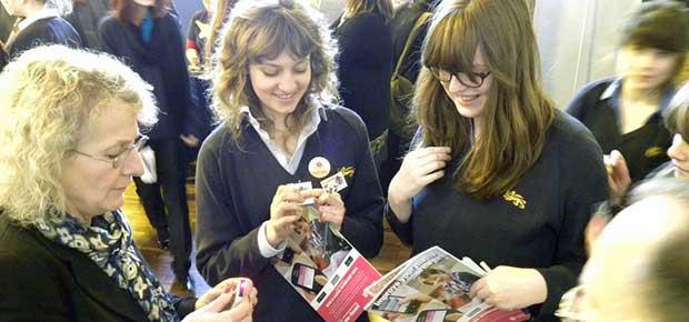 Simon Langton Girls Careers Fair