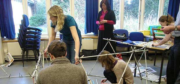 Kent & Medway STEM Ambassadors Train for E&E Activities