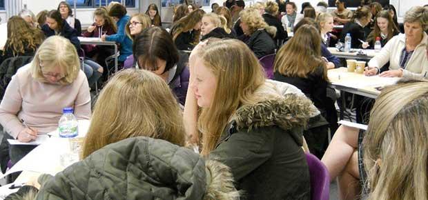 Women in STEM event - Millais School, Horsham